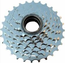 DNP Epoch Freewheel: 7 Speed 11-28T Nickel Plated, ebike electric bike rear cog