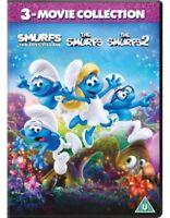 The Smurfs/The Smurfs 2 / The Smurfs 3 - The Lost Village DVD Neuf DVD (CDRD805
