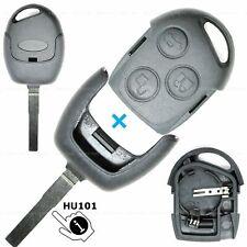 Schlüssel Gehäuse passend für Ford Focus 2 Galaxy B-Max Mondeo 4 S-Max Fiesta 6
