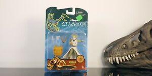 Disney Atlantis The Lost Empire Helga Mattel Action Figure