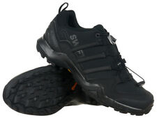 Men's adidas Terrex Swift R2 Shoes Black Hiking Sports Trainers