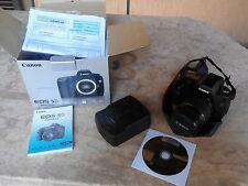 Canon Eos 5D Reflex Full Frame + EF 28-200 Macro SCATTI 38'458