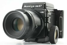 【EXC++】Mamiya RB67 Pro SD + K/L 180mm F/4.5 L-A Polaroid From JAPAN  A029