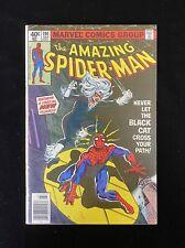 AMAZING SPIDER-MAN #194 (07/79) 1ST APP BLACK CAT MARVEL COMICS HIGH GRADE