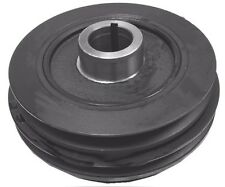 Well Auto HARMONIC BALANCER CRANK PULLEY-KA24E 2.4L for  98-04 FRONTIER XTERRA