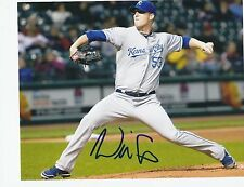 WILL SMITH AUTO AUTOGRAPHED 8X10 PHOTO SIGNED W/COA ROYALS BREWERS 2