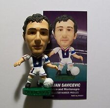 Prostars SERBIA & MONTENEGRO (AWAY) SAVICEVIC, PRO1373 Loose With Card LWC