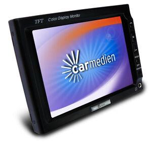 5,6 zoll TFT Monitor für Auto Kopfstütze KFZ CM56 Display 12V mini LCD 4:3 5.6''