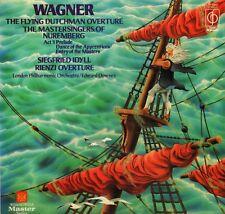 CFP 40287 DOWNES/LPO wagner the flying dutchman overture/etc LP PS EX+/EX+