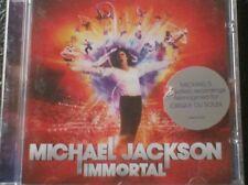 MICHAEL JACKSON - IMMORTAL (2011) Rare Belgian issue ! 'Immortal' remixes