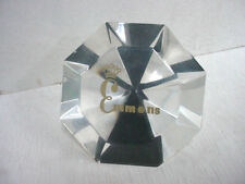 Great Diamond Shaped Lucite Paperweight for Emmons Jewelry TCBC-111