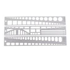 1 juego de tapas UA90036 Modelo grabada la formación de las herramientas de modelo de avión bloque