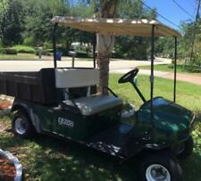 E-Z-Go Mpt1000E 48V Utility Golf Cart by Textron