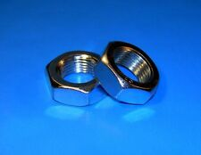 3/8-24  RIGHT HAND JAM NUTS ( 2 QTY )  HEIM - ROD ENDS