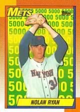 1990 Topps #2 Nolan Ryan > New York Mets 🔥⚾🔥