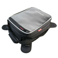 Waterproof Motorcycle Magnetic Fuel Tank Bag Rear Seat Pillion Tail iPad MB20