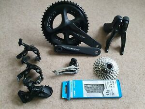 Shimano 105 R7000 11 Speed Groupset 52/36 172.5 11/28 Dura Ace Chain