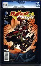 Harley Quinn 8 CGC 9.8 WP Variant Edition Modern Age DC Comic (2014) IGKC L@@K
