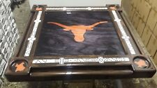 Texas Longhorn Domino Table by Domino Tables by Art