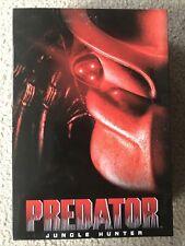 "NECA Jungle Hunter Predator movie Ultimate 7"" Action Figure  Deluxe AUTHENTIC!!!"