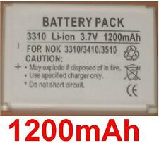Battery 1200mAh type BLC - 1 BLC - 2 BMC-3 For Nokia 3310