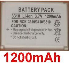 Batería 1200mAh tipo BLC - 1 BLC - 2 BMC-3 Para Nokia 3310