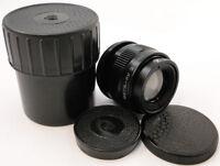 ⭐NEW⭐ 10-Blades VEGA-11U 50mm f/2.8 Macro Russian Lens Mount M39 / M42 Enlarger