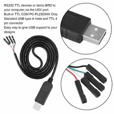 USB to TTL Serial Cable Adapter PC-PL2303HX Chipset USB Cable Computer Cable MT