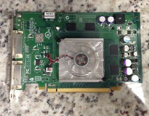 NVIDIA Quadro FX 550 128MB GDDR3 DVI PCI-E Video Graphics Card