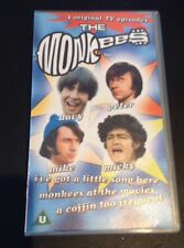 VHS VIDEO TAPE - THE MONKEES - Vol 2