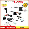 CTSBM00C Car Stereo Fascia Fitting Kit Steering Interface For BMW 3 Series E46