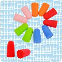 200 Pairs 1100 Disposable Foam EarPlug Noise Reducer Uncorded Individual Wrap