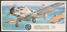 AIRFIX 02030-7 - DOUGLAS SKYRAIDER - 1:72 - Flugzeug Modellbausatz - Model Kit