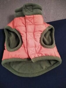 Eddie bauer dog jacket Size Small