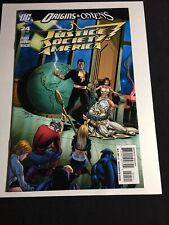 DC Comics JUSTICE SOCIETY Of AMERICA #24 Black Adam NM Ordway Variant Cover JSA