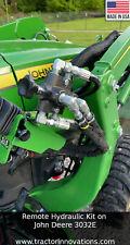 Remote Hydraulic Kit John Deere 2 3 4 Series Tractorssimple 15 Min Install