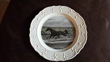 "Maud S. ""Queen of the Turf"" commemorative plate"