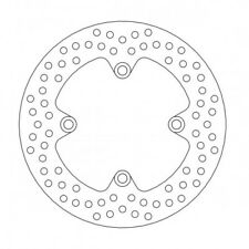 Brake rotor fixed halo round natural - Moto-master 110453