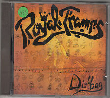 ROYAL TRAMPS - dirtbag CD