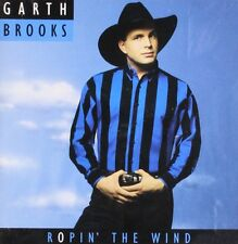 GARTH BROOKS - ROPIN' THE WIND: CD ALBUM (2008)