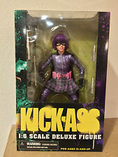 MEZCO TOYZ KICK-ASS HIT GIRL 1:6 SCALE DELUXE ACTION FIGURE NIB FREE SHIPPING