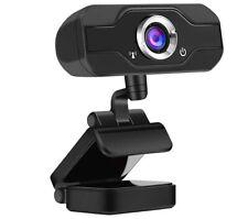 1080P Full HD USB Webcam for PC Desktop Laptop Web Camera with Microphone US Den