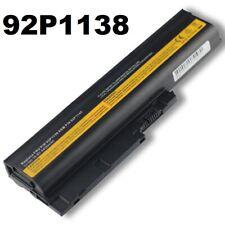 Battery for LENOVO IBM ThinkPad T60 SL400 T500 R60 SL300 T60P W500 SL500 92P1138