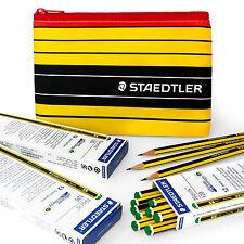 Staedtler Noris - 120 - 36 X 2H Premium Lápices Grafito Escuela Y Estuche