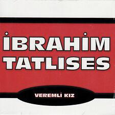 Ibrahim Tatlises-veremli Kiz CD new albums