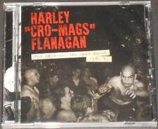 HARLEY CRO-MAGS FLANAGAN the original cro-mags demos 1982/83 USA CD new sealed