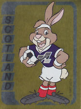 Panini - UEFA Euro 1992 Sweden - Mascot - Scotland - # 141