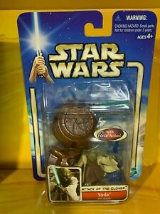 Star Wars - Attack of the Clones - Yoda (Jedi Master)