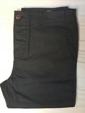Pantaloni uomo Asos neri fantasia Tg. 34 (52)  moda fashion