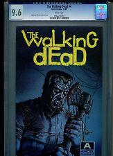 Walking Dead #4 CGC 9.6 (1989) Aircel Comics Jim Somerville Single Highest Grade
